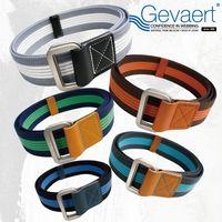 [GEVAERT] Center line color W ring belt thumbnail image