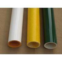 colorful painted glassfiber tube thumbnail image