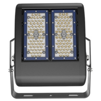 Modular 100W LED flood light, Ip65, with unique thermal management design thumbnail image