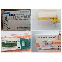 Human Growth Hormone Peptide HCG 5000iu/ Vial Cas 9002-61-3 HCG 100% original great quality