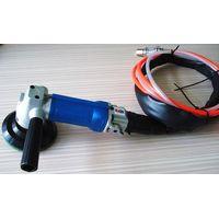 Rear exhasut air wet polisher