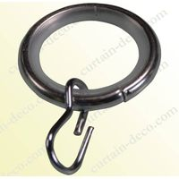 Curtain Rings With Lubrication
