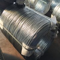 Zinc Aluminium Alloy Wire with Factory Price