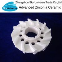 Zirconia ceramic sand mill parts,Advanced ceramic parts