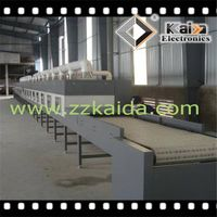 40kw Microwave Continuous Dryer thumbnail image