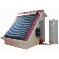Split high pressure solar water heating system thumbnail image
