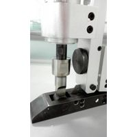 Compact Ultrasonic Hand-held Cutting Unit For Cutting Of Fabrics, Non-woven Materials, Foils