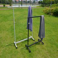 2017 High Quality Clothes Hanger Camping Clothes Dryer Rack
