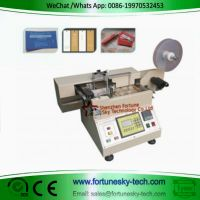 Ultra-high-speed Hot & Cold Color Trace Position Label Cutting Machine thumbnail image