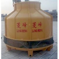 Exporting:FRP round counterflow type cooling towers-wholesale at low price by manufacturer directly