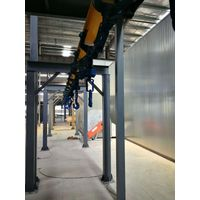automatic powder coating line for sale thumbnail image