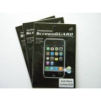 IPHONE3G/3GS lcd screen protector