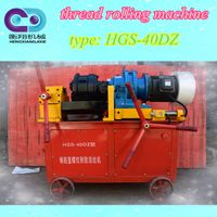 rebar rib peeling thread rolling machine