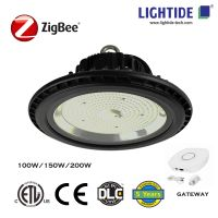 Lightide Zigbee LED High Bay Lights, 100-200w, ETL/CETL