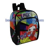 School Lunch Bag with Front Pocket thumbnail image