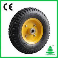 Wheel Barrow Rubber Wheel 3.50-8