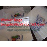 Wicket bags, LDPE header bag, Newspaper bag, LD Poly bags on Header, Staple bag thumbnail image