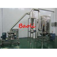 dedusting pulverizing machine
