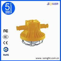 70w gas station canopy lights led explosion-proof lights