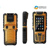 Rugged Handheld PDAs Android Bluetooth Data IP67 Terminal UHF RFID Reader