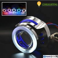 Wholesale 3.0 Inch Angel Eyes Bi Xenon HID Projector Lens for vehicles