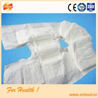 Grade A, B, C side leakguard disposable incontinence adult diaper