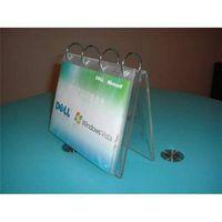 Acrylic Calendar Holder,Acrylic Calendar Display,Acrylic Calendar Stand thumbnail image