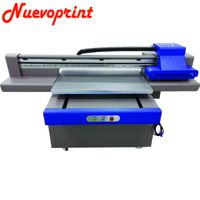 Best Digital flatbed UV printer Resolution Canvas prints printing press machine NVP6090T