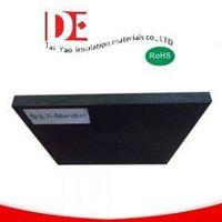 Antistatic glass fiber board