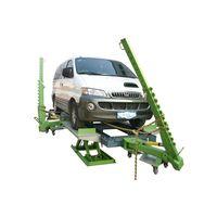 car bench frame rack for automotive work shop
