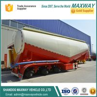 China Cement Bulk Tanker Trailers