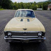1970 Chevrolet Nova 4 Speed