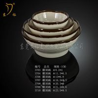 melamine bowl noodle bowl health tableware