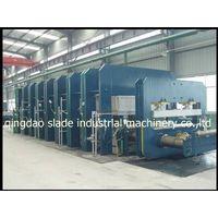 rubber hydraulic vulcanizing machinery/rubber machine in rubber processing machinery thumbnail image