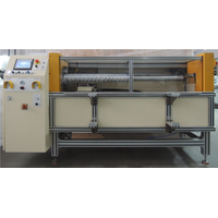 Hot stamping foil roll cutting machine thumbnail image