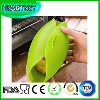 Silicone Steam Roaster Fish Steamer Universal Food Vegetable Cooking Bowl Foldable Microwave Poacher thumbnail image