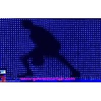 New Background Decoration LED Curtain Display