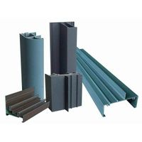 POWDER COATING-ALUMINUM PROFILE