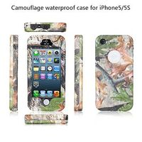 Newest waterproof shockproof phone case for iPhone 5s