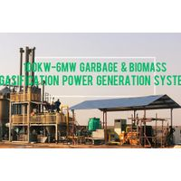 100KW Wood Chips gasification power Plant