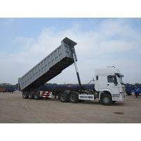 rear tipping semi-trailer, tipper,dumper