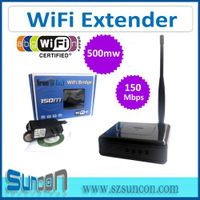 150mbps 500mw High Power WiFi Repeater thumbnail image