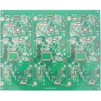 FR-4 6 L Multilayer Impedance Printed Circuit Board