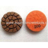 Spiral Concrete Diamond Polishing Pads