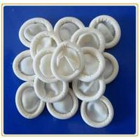 Powder Free Cleanroom White Latex Finger Cot