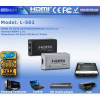 RJ45 HDMI extender 30M hot selling