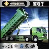 2015 New Howo 10 Wheel Capacity 6x4 Dump Truck For Sale