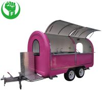 Mobile Food Cart with Soft Serve Machine thumbnail image