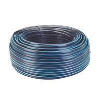 "1/2"" 5 layers irrigation flexible blue stripe drip pvc garden hose thumbnail image"