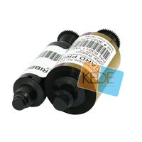 Printer ribbon for Evolis R3011 YMCKO color with 200prints / roll